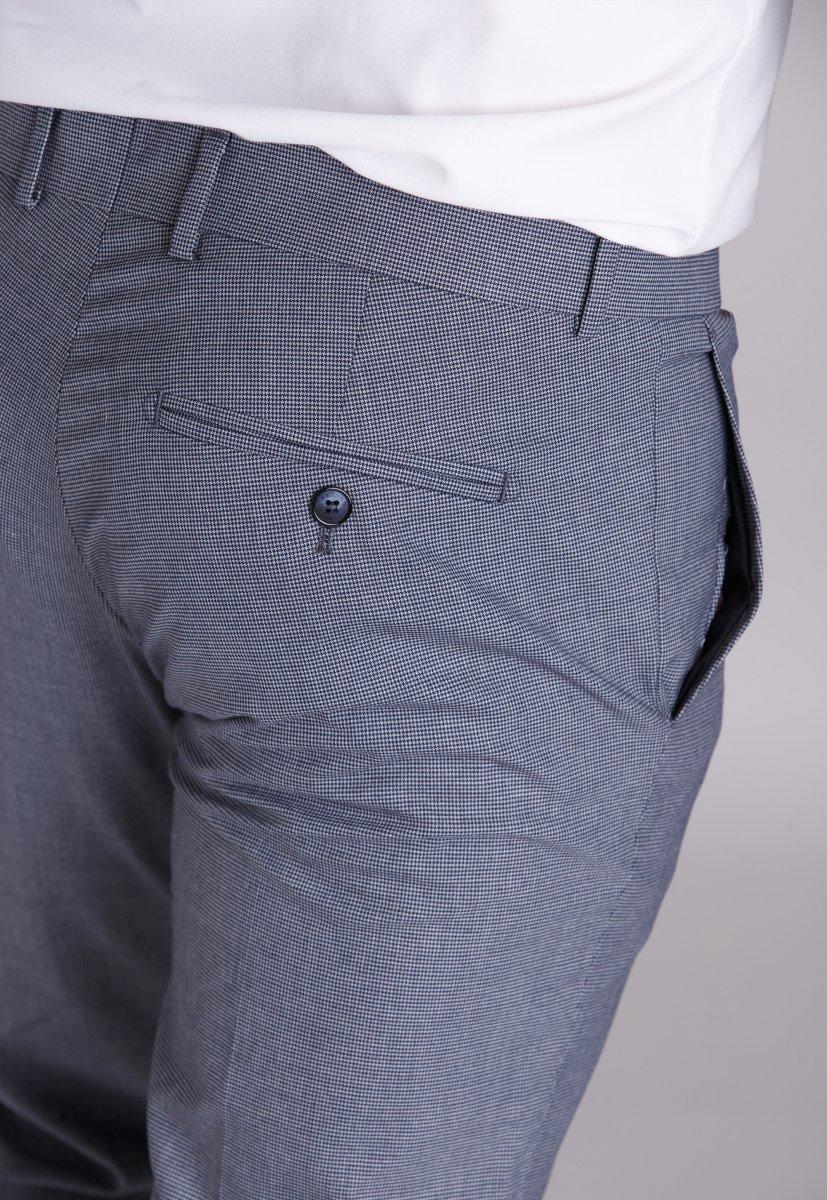 Брюки Trend Collection 945 Светло-серый+звездочка - Фото 1
