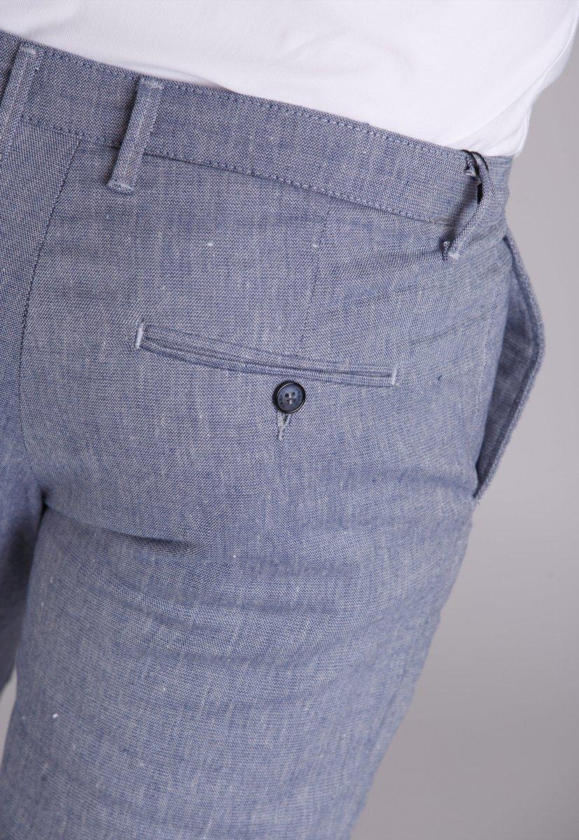 Брюки Trend Collection 949 Светло-синий - Фото 1