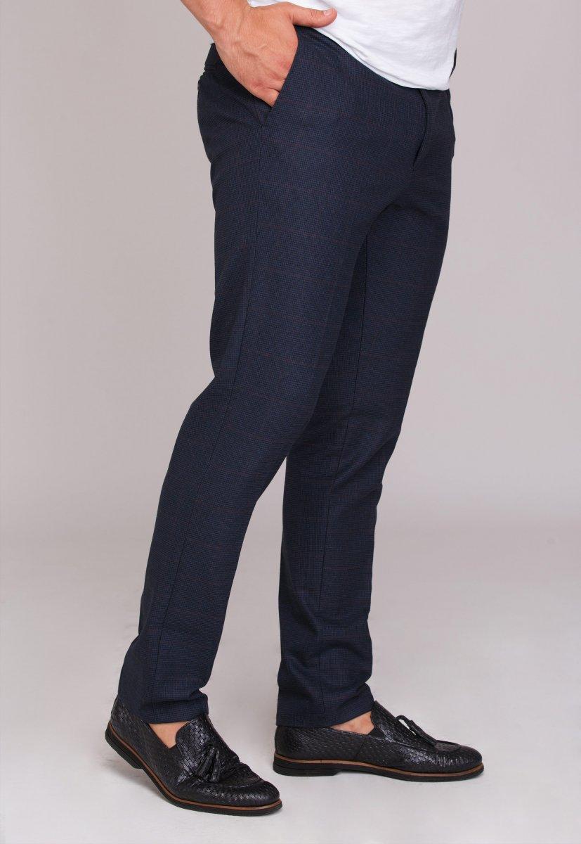 Брюки Trend Collection 968 Темно-синий (NAVY) - Фото 1