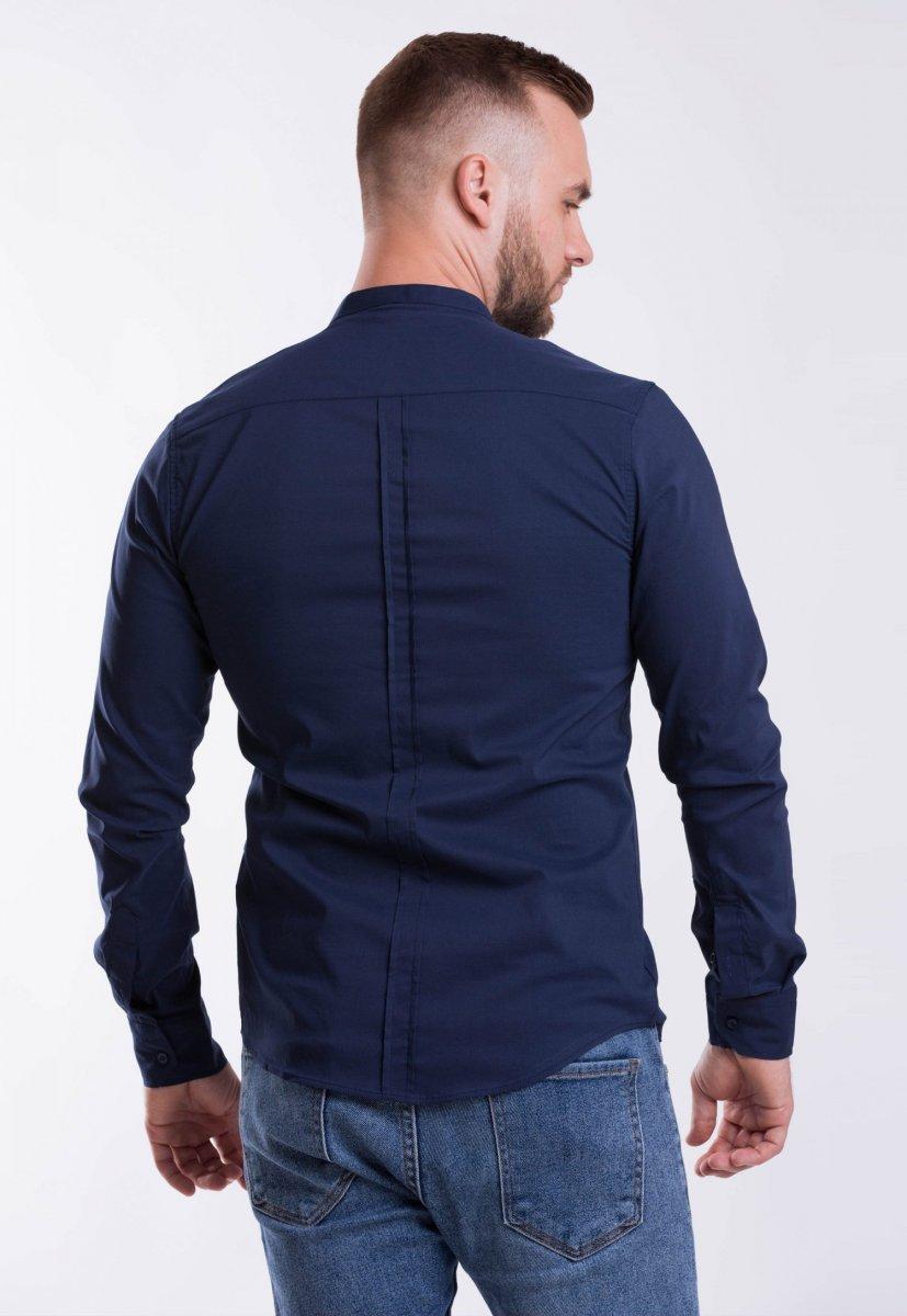 Рубашка Trend Collection 3348-11 Темно-синий - Фото