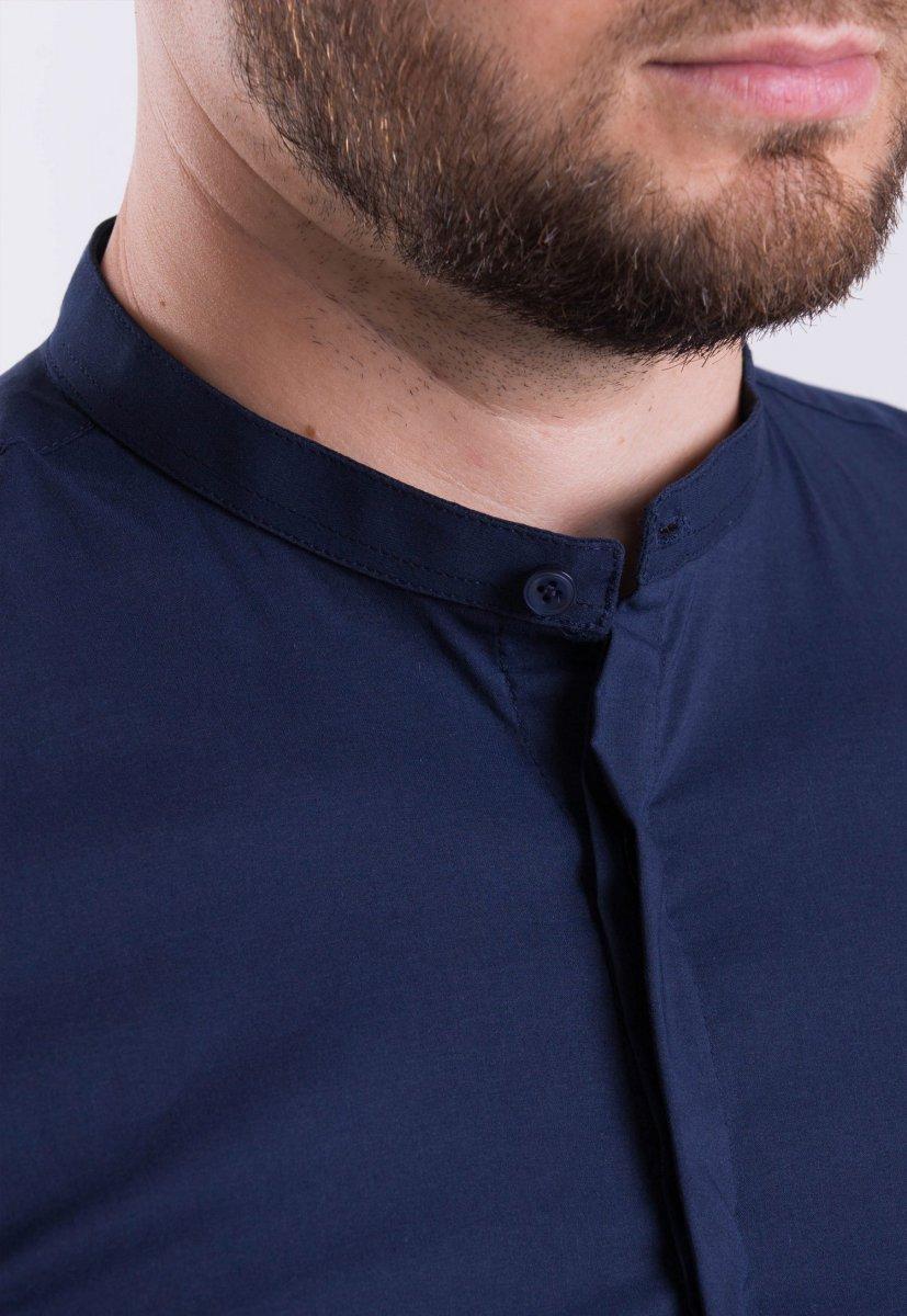 Рубашка Trend Collection 3348-11 Темно-синий - Фото 1