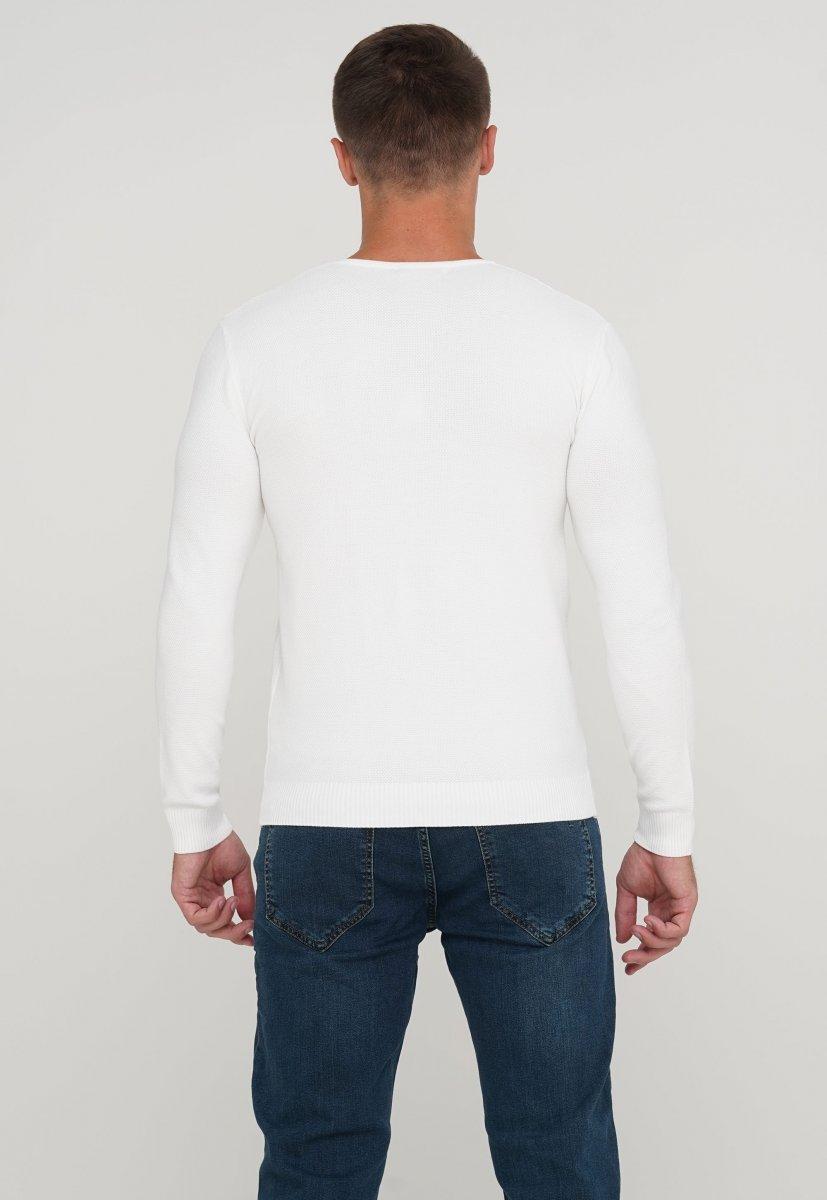 Свитер Trend Collection 3118 Белый - Фото