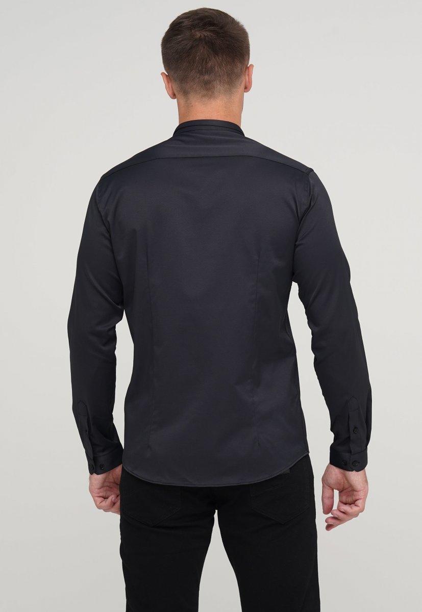 Рубашка Trend Collection 0809-1 Черный - Фото