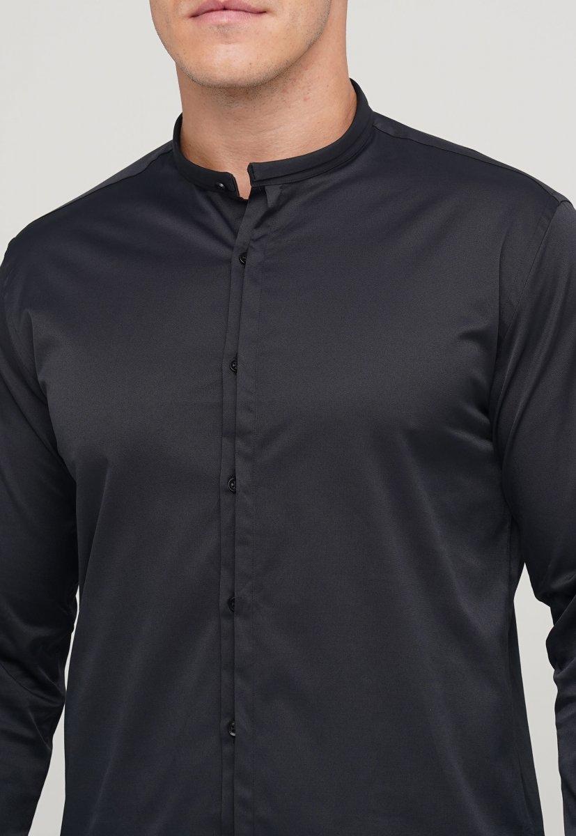 Рубашка Trend Collection 0809-1 Черный - Фото 1