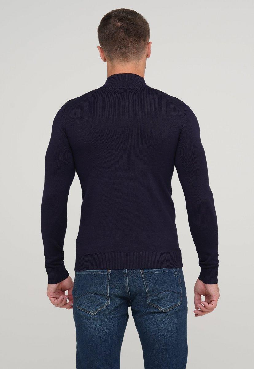 Гольф Trend Collection 636-1 Синий - Фото