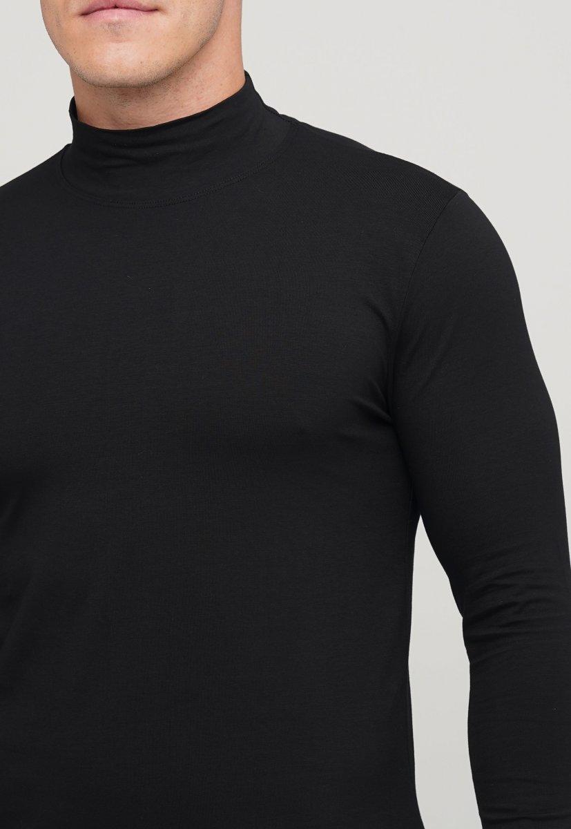 Гольф Trend Collection 1065 Черный - Фото 1