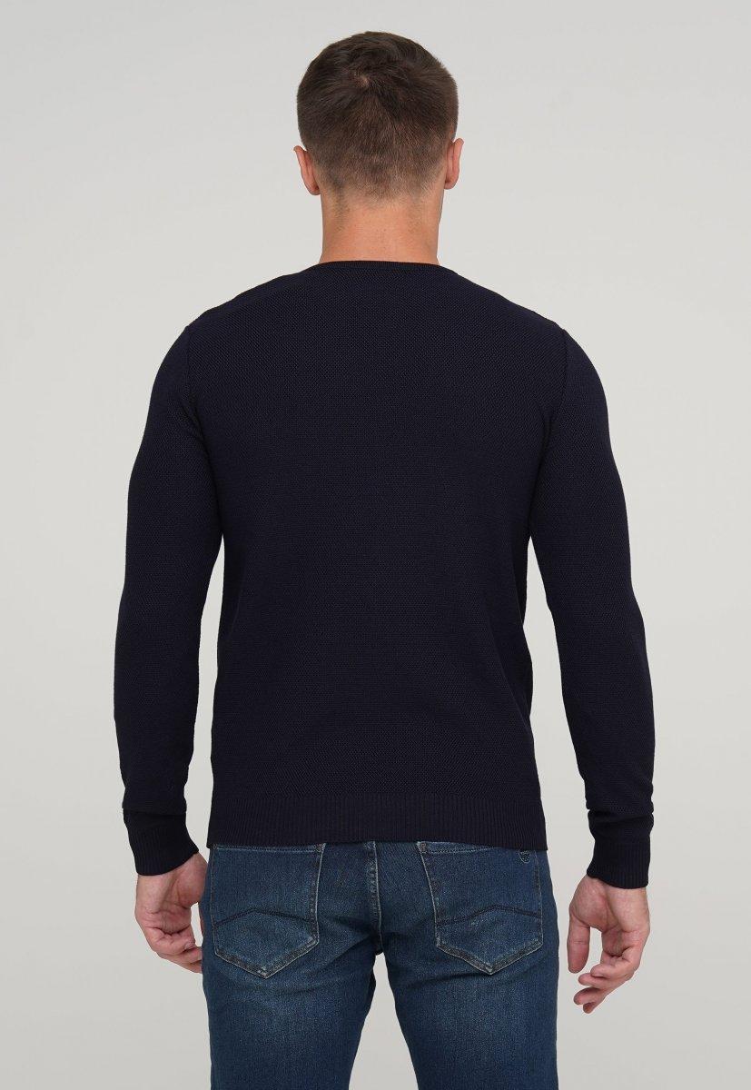 Свитер Trend Collection 3118 Темно-синий - Фото