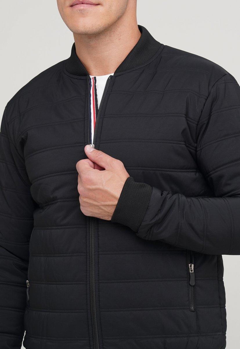 Куртка Trend Collection BAT 7070-1 Черный - Фото 2