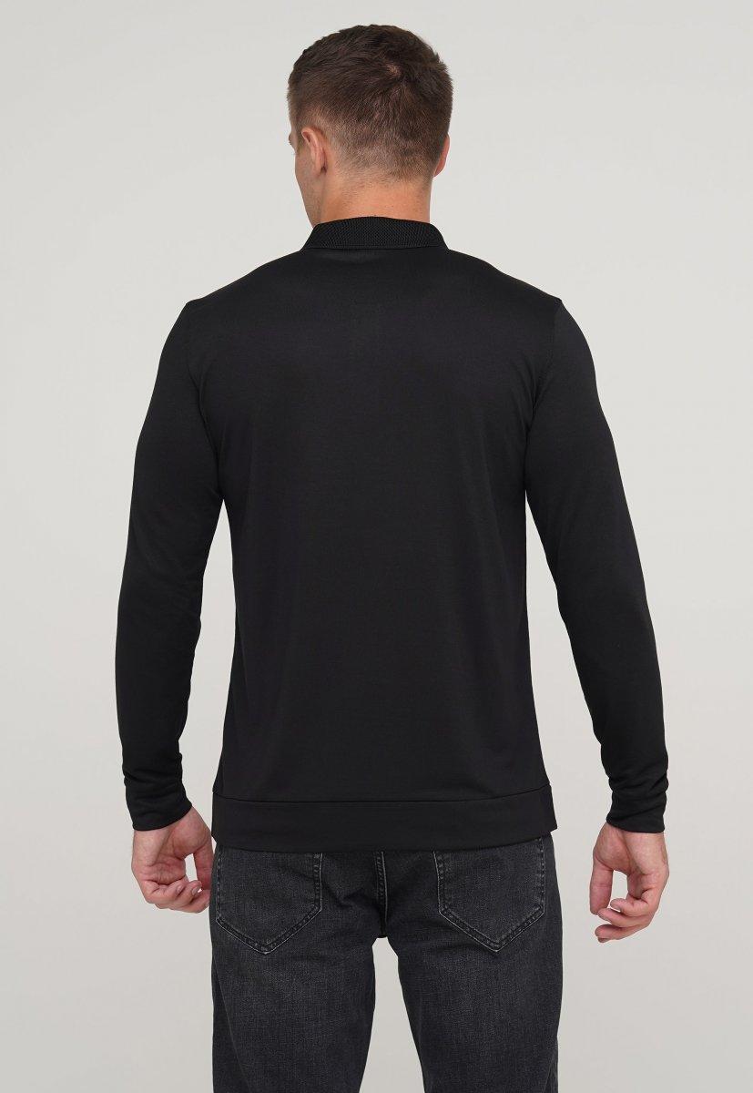 Реглан мужской Trend Collection 1409 Черный - Фото