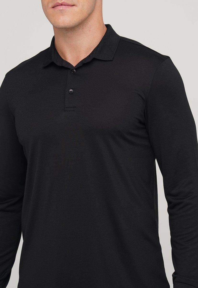 Реглан мужской Trend Collection 1409 Черный - Фото 1