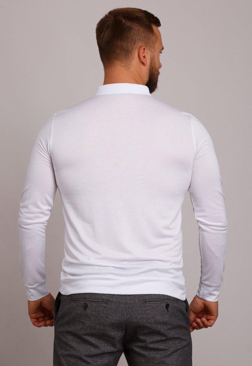Мужской реглан Trend Collection 1409 Белый - Фото 1
