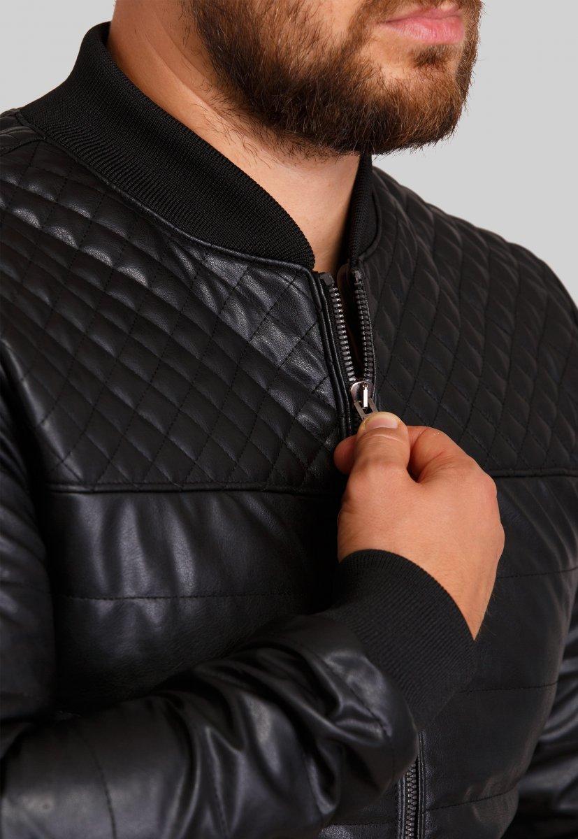 Куртка Trend Collection 6500 Черный - Фото 2
