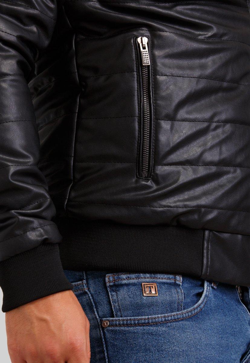 Куртка Trend Collection 6500 Черный - Фото 3