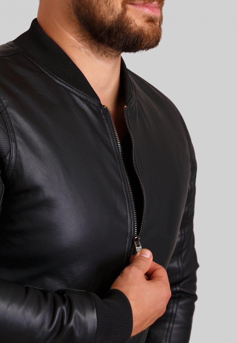 Куртка Trend Collection 9300 Черный - Фото 1
