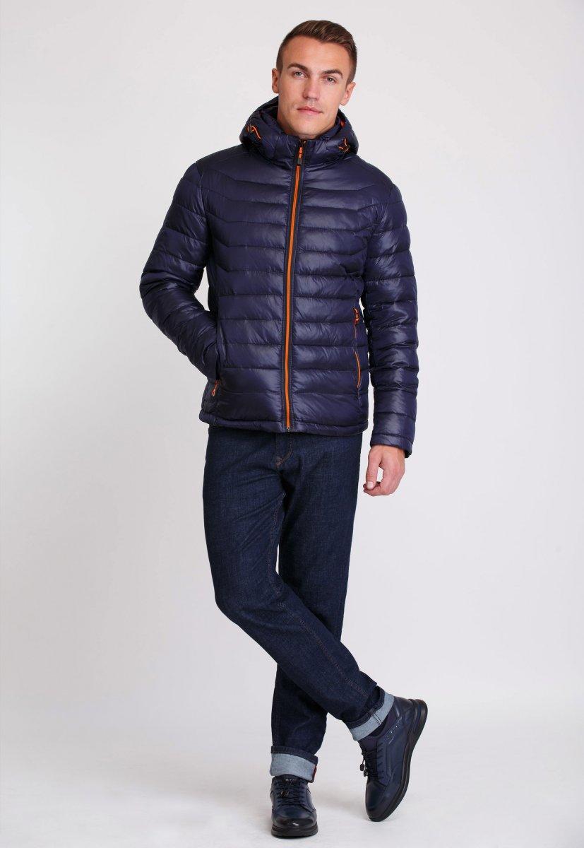 Куртка Trend Collection W04 Темно-синий №3 - Фото 1