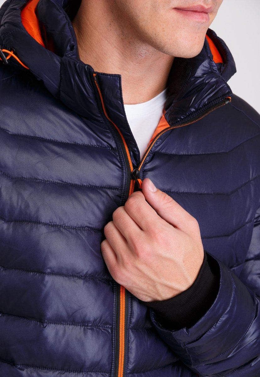 Куртка Trend Collection W04 Темно-синий №3 - Фото 6