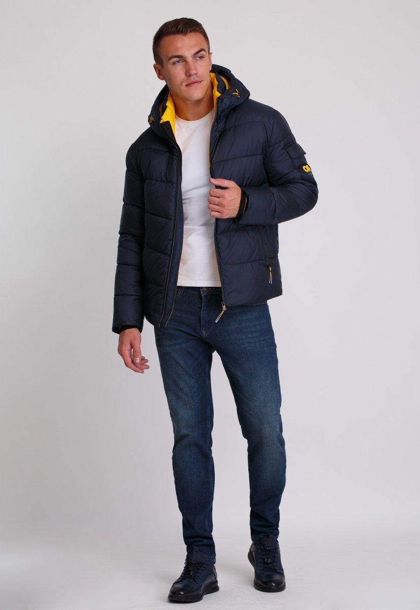 Куртка Trend Collection W37 Синий №3 - Фото 4
