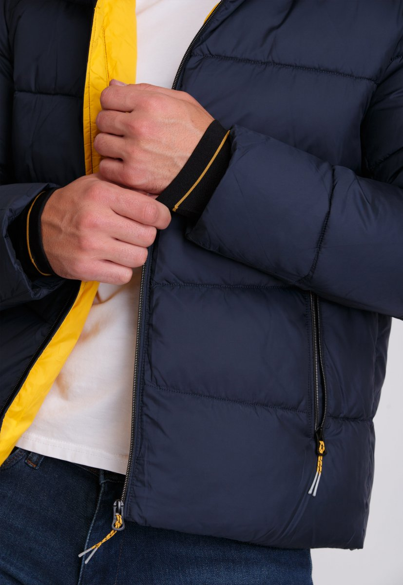 Куртка Trend Collection W37 Синий №3 - Фото 7