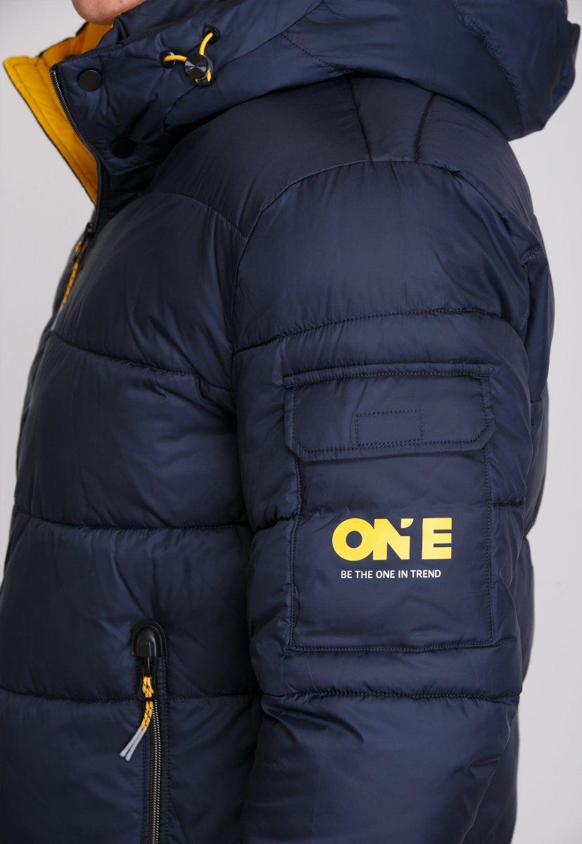 Куртка Trend Collection W37 Синий №3 - Фото 9
