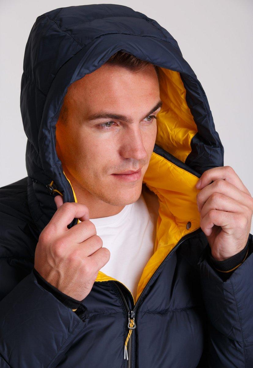 Куртка Trend Collection W37 Синий №3 - Фото 10