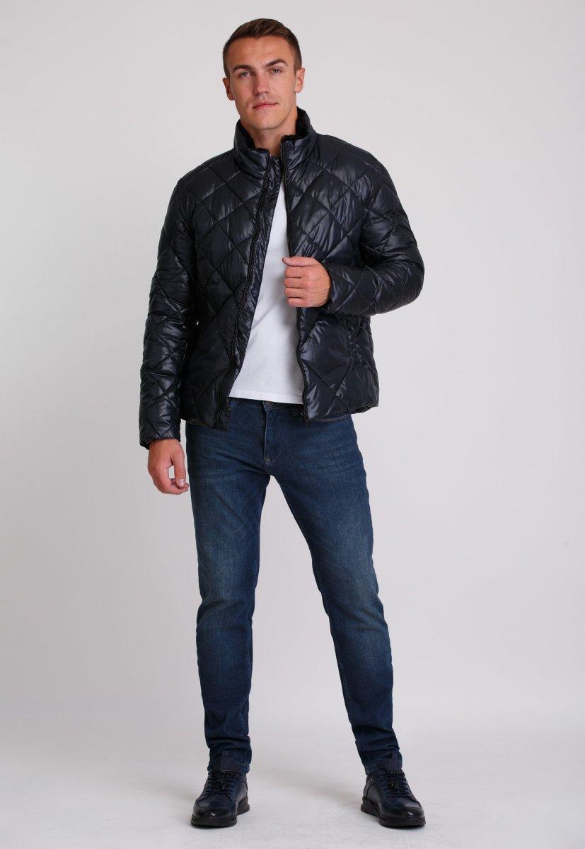 Куртка Trend Collection 20-28 Темно-синий - Фото 1