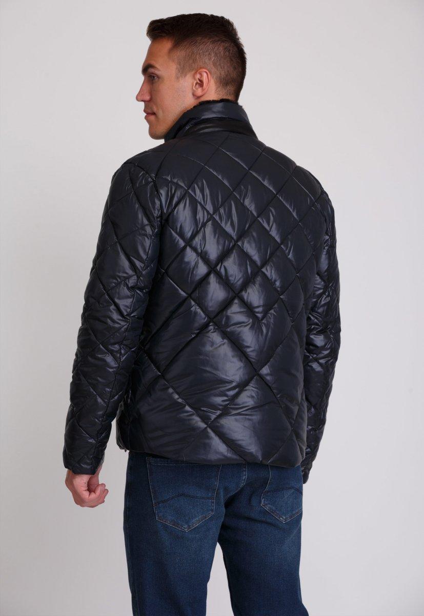 Куртка Trend Collection 20-28 Темно-синий - Фото 2