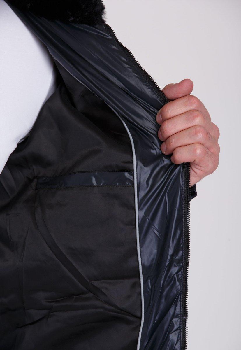 Куртка Trend Collection 20-28 Темно-синий - Фото 3