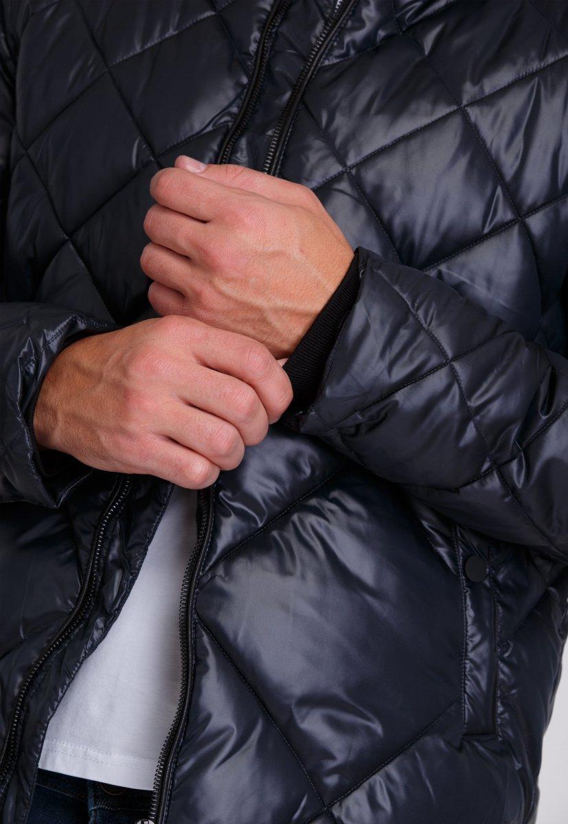 Куртка Trend Collection 20-28 Темно-синий - Фото 4