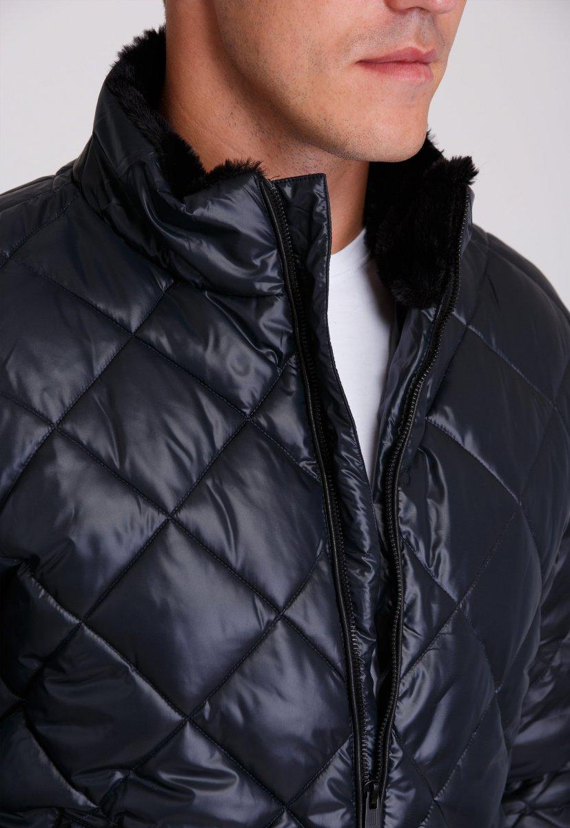 Куртка Trend Collection 20-28 Темно-синий - Фото 7