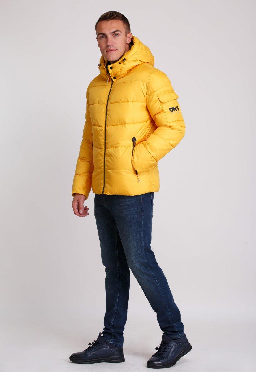 Куртка Trend Collection W37 Желтый №10 - Фото 1
