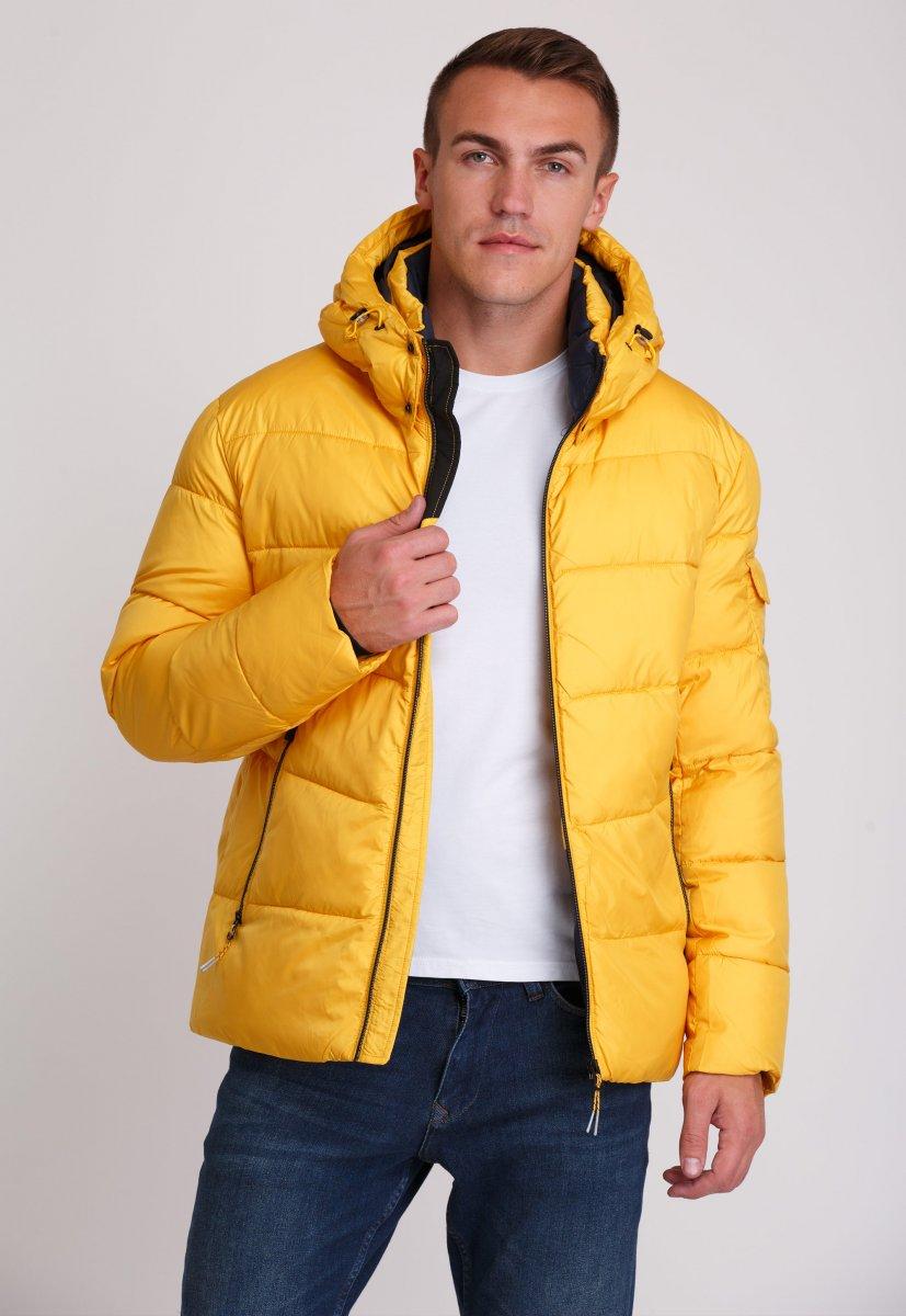 Куртка Trend Collection W37 Желтый №10 - Фото 2