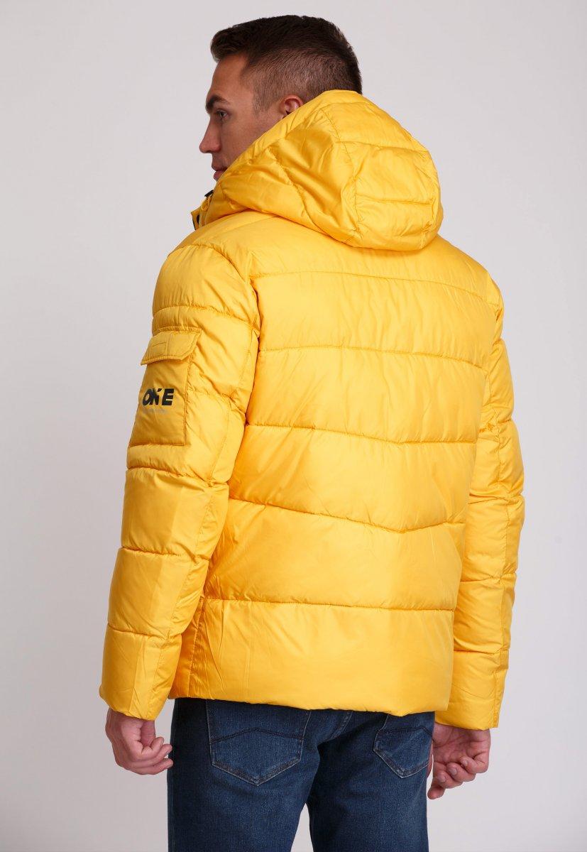 Куртка Trend Collection W37 Желтый №10 - Фото 3