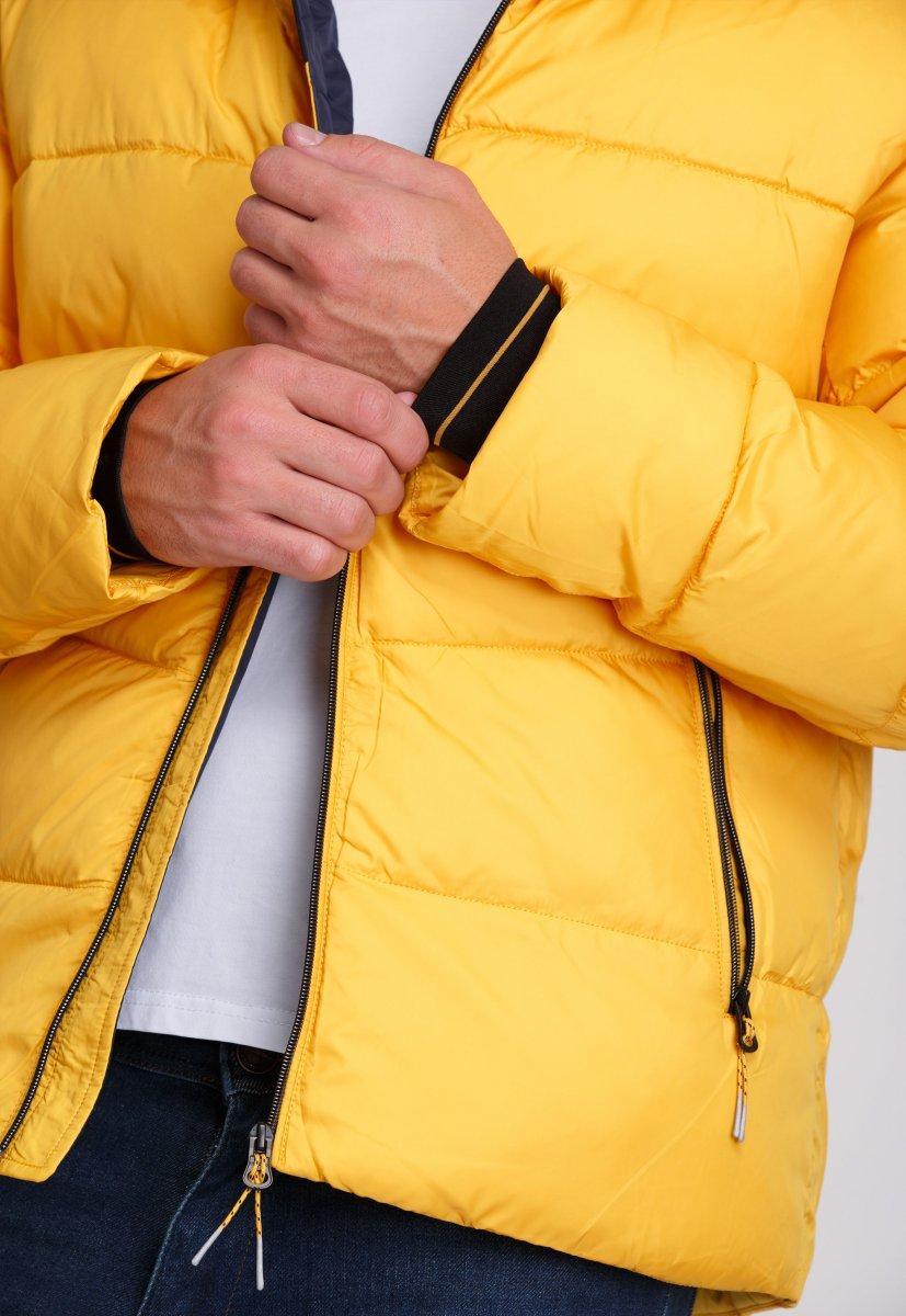 Куртка Trend Collection W37 Желтый №10 - Фото 6