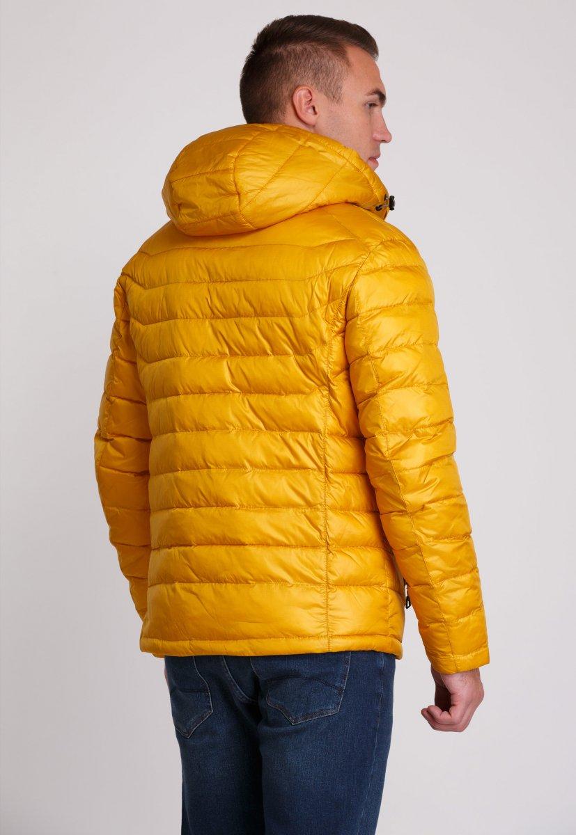 Куртка Trend Collection W04 Желтый №10 - Фото 1