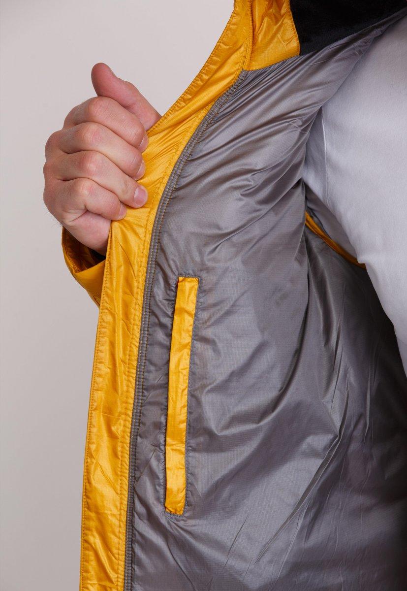 Куртка Trend Collection W04 Желтый №10 - Фото 3