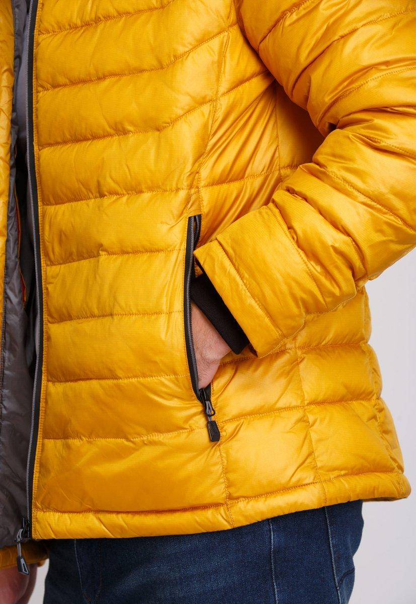 Куртка Trend Collection W04 Желтый №10 - Фото 6