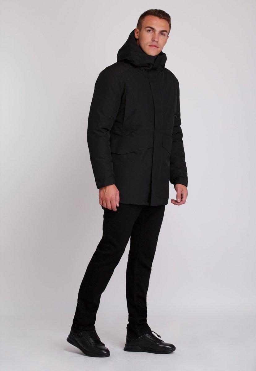 Куртка Trend Collection 20-88 Черный - Фото 3