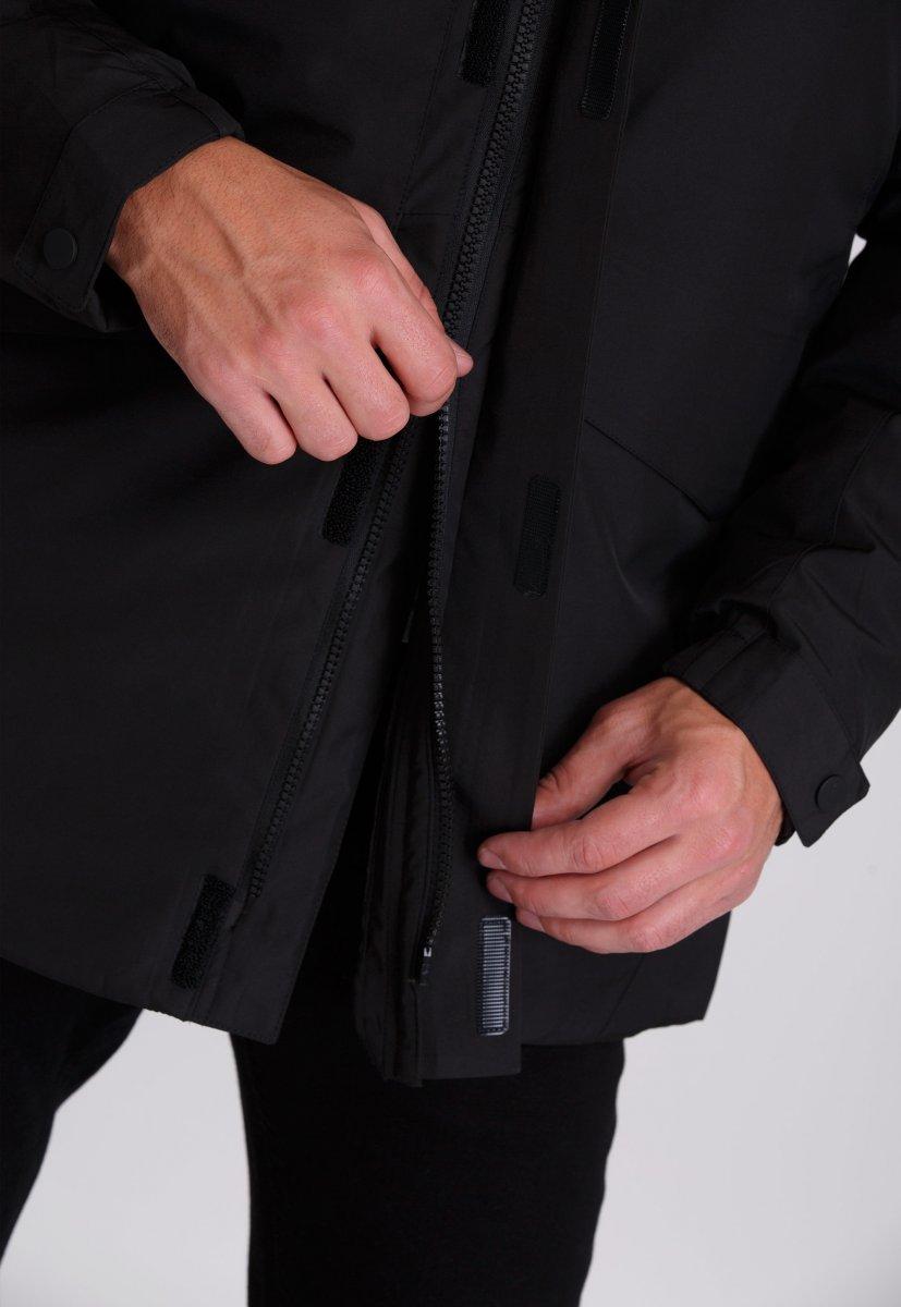 Куртка Trend Collection 20-88 Черный - Фото 4