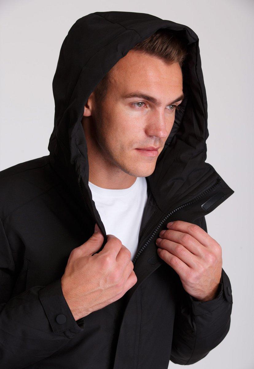 Куртка Trend Collection 20-88 Черный - Фото 5