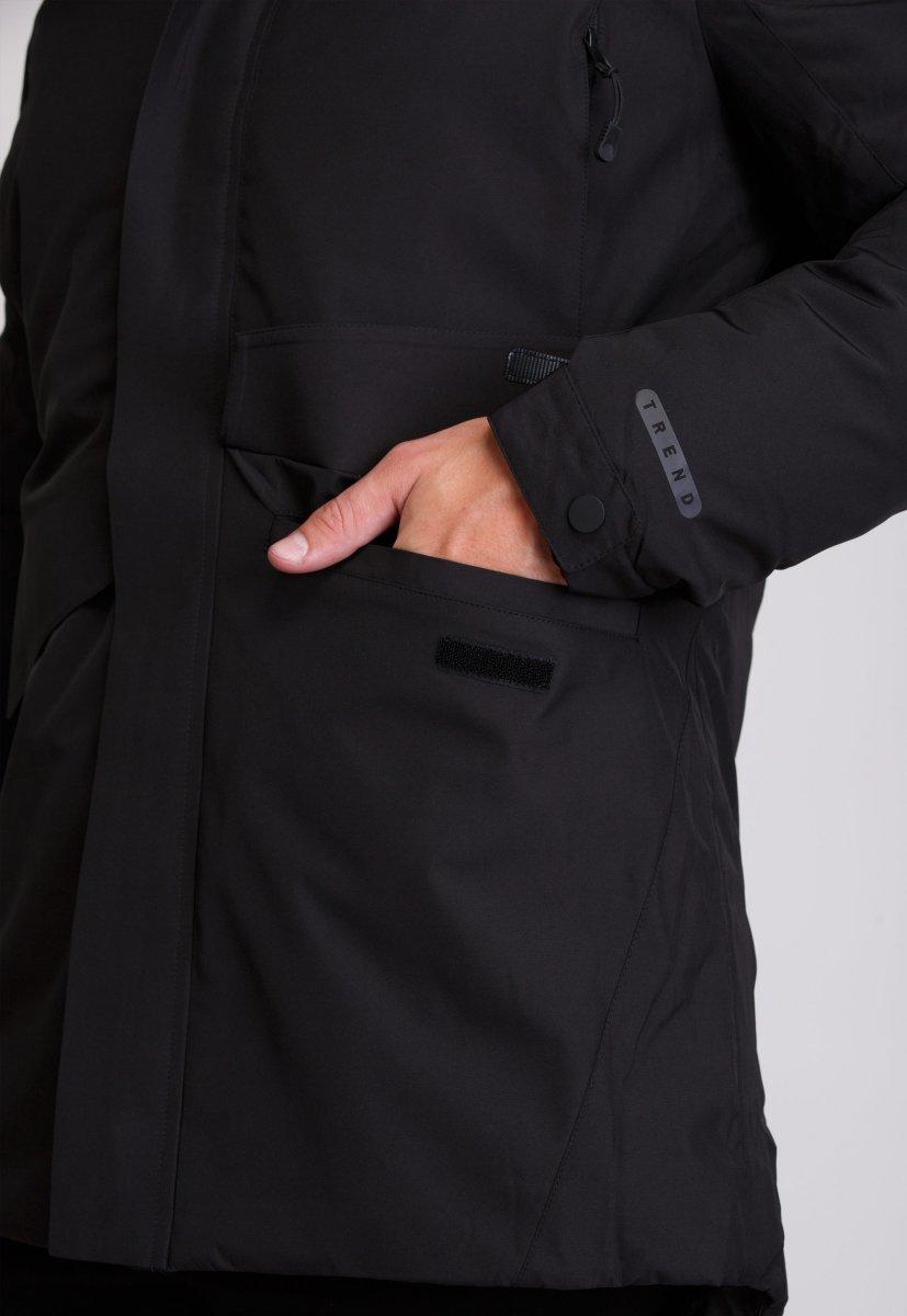 Куртка Trend Collection 20-88 Черный - Фото 7