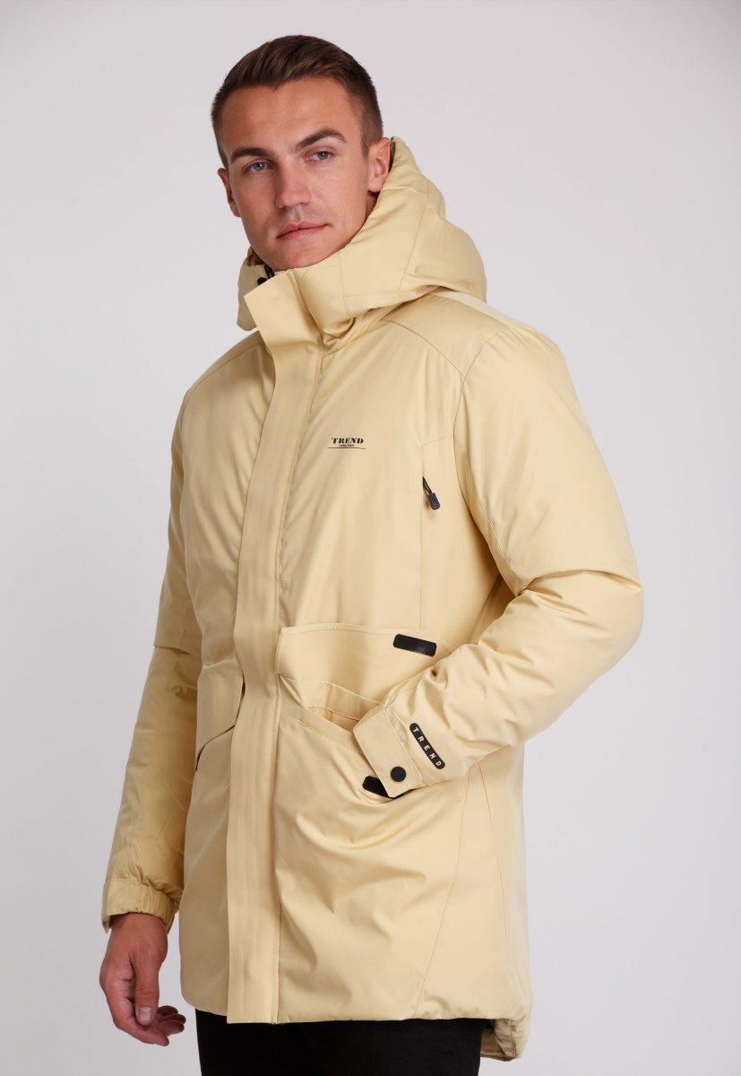 Куртка Trend Collection 20-88 Песочный - Фото 1