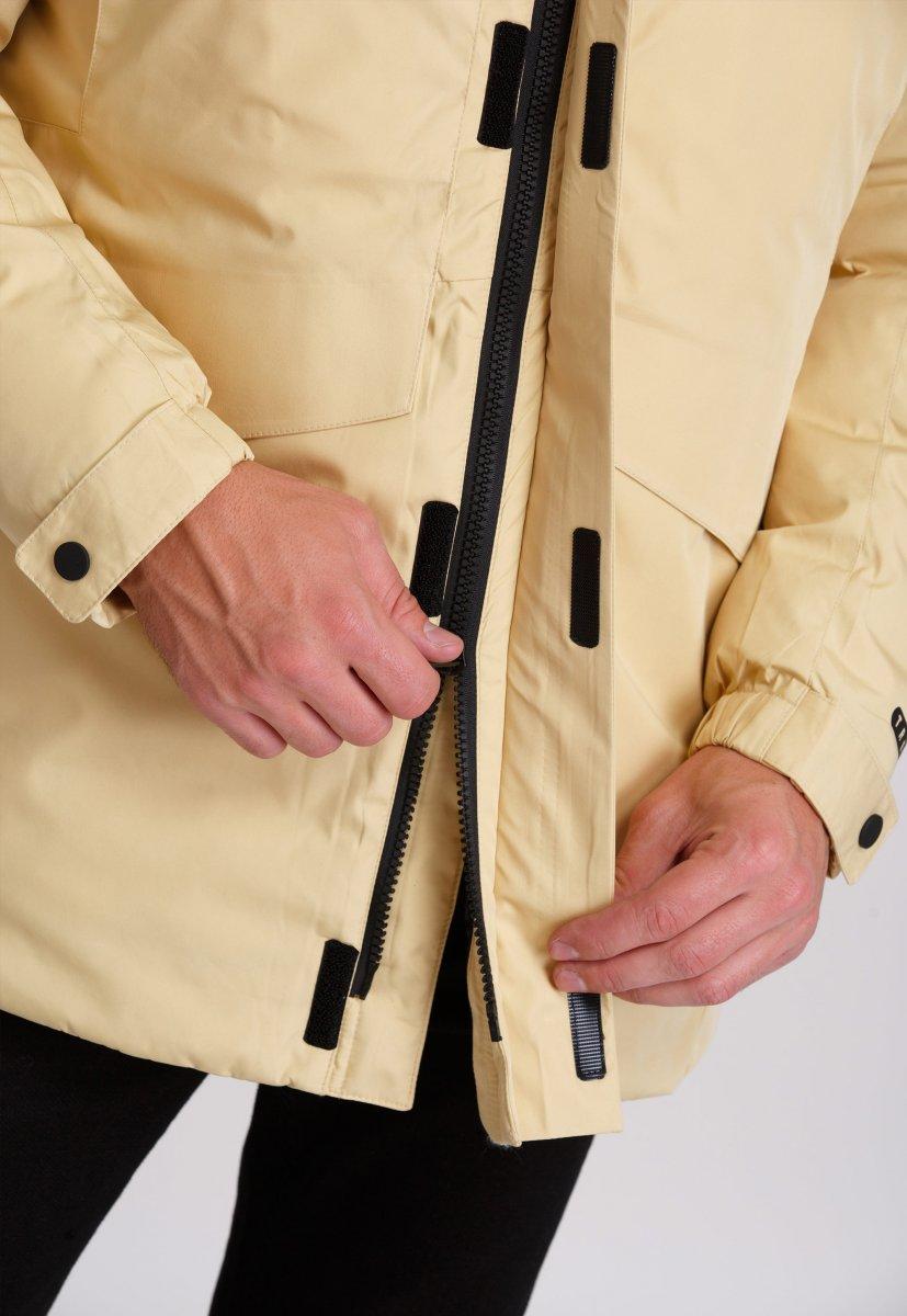 Куртка Trend Collection 20-88 Песочный - Фото 2