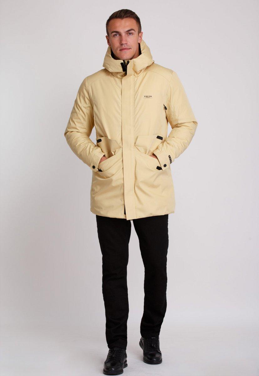 Куртка Trend Collection 20-88 Песочный - Фото 3