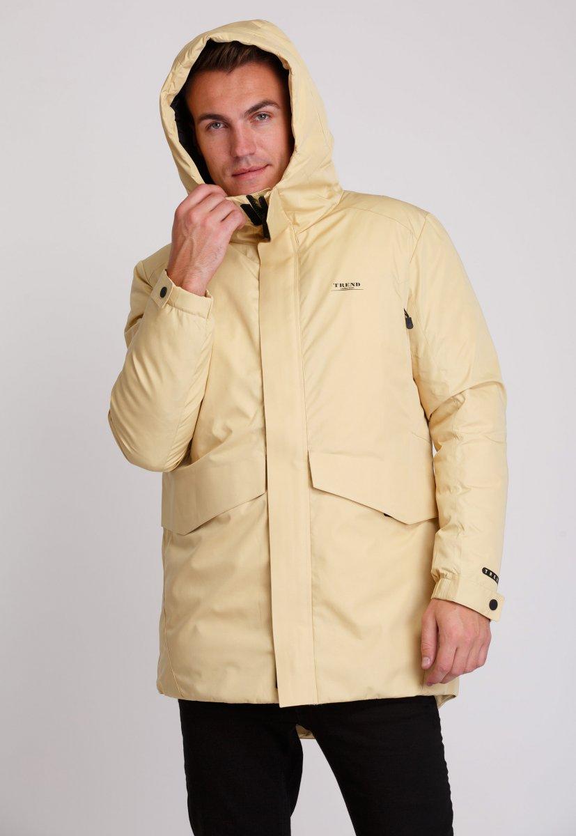 Куртка Trend Collection 20-88 Песочный - Фото 4