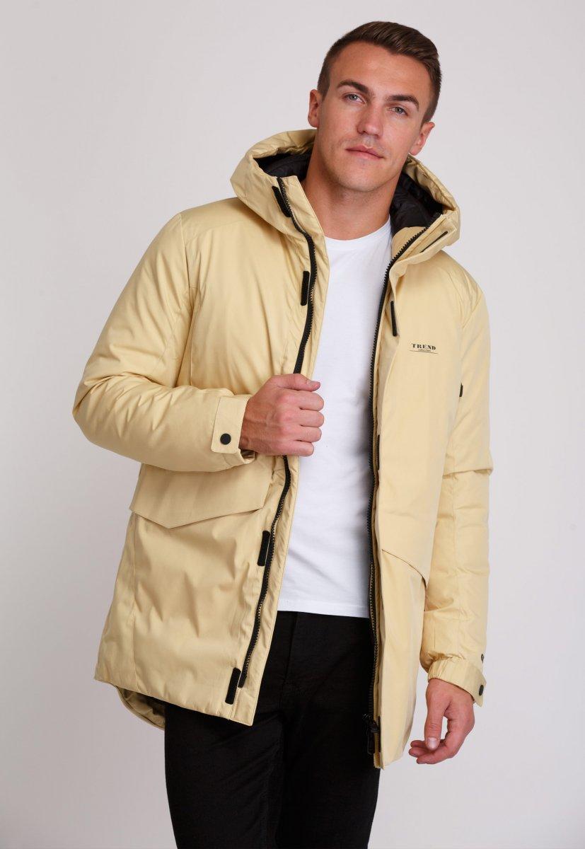 Куртка Trend Collection 20-88 Песочный - Фото 6