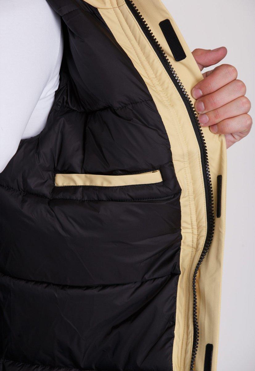 Куртка Trend Collection 20-88 Песочный - Фото 7