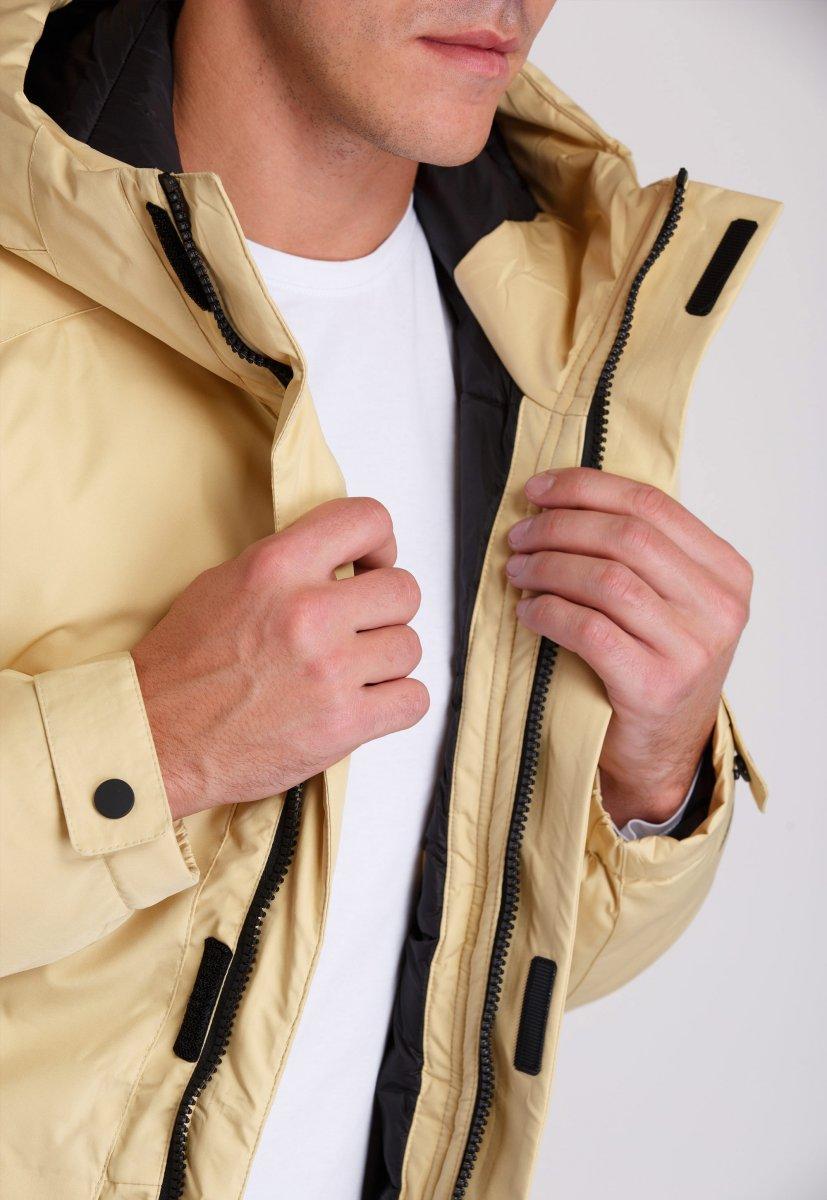 Куртка Trend Collection 20-88 Песочный - Фото 9