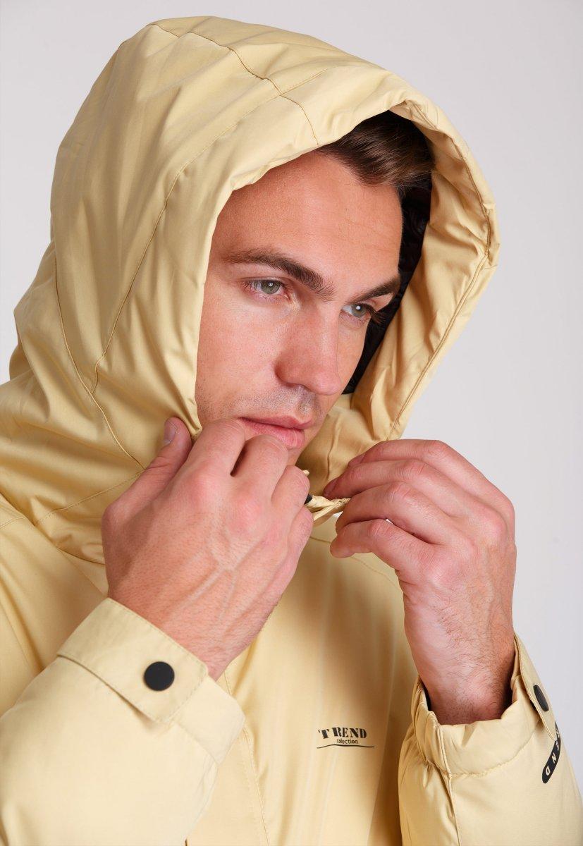 Куртка Trend Collection 20-88 Песочный - Фото 10