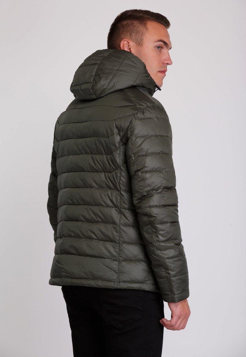 Куртка Trend Collection W04 Хаки №9 - Фото 1