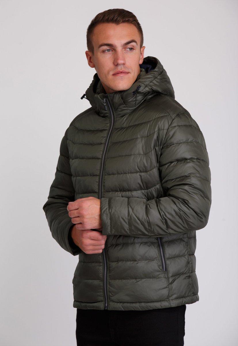 Куртка Trend Collection W04 Хаки №9 - Фото 2